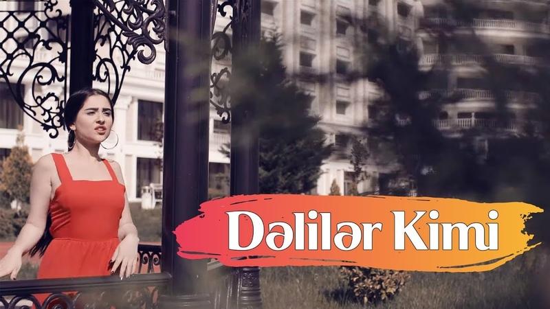 Aydan Ibrahimli - Deliler Kimi (Official klip)
