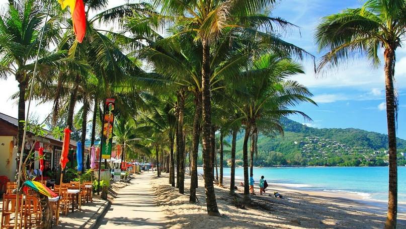 Обзор курорта Камала-Бич (Таиланд), изображение №3