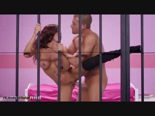 PornstarsLikeItBig Madison Ivy Glam Jail Nail