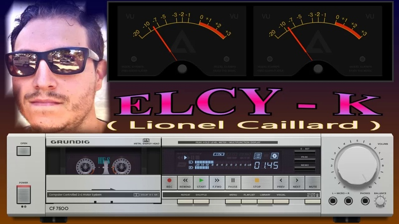 ELCY K Original 5 track's by GRUNDIG CF 7500 sylver skin