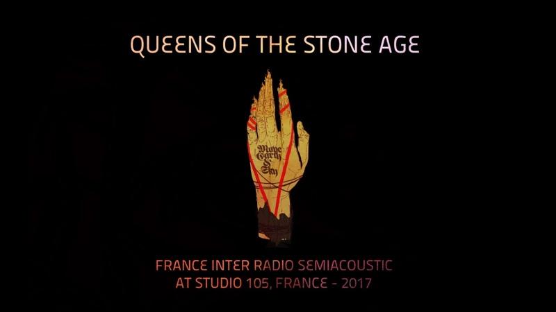 QotSA Semi Acoustic at Studio 105 2017 Audio