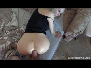 [czechwifeswap] (czech wife swap 11 part 4) [milf,casting,amateur,czech,pov,blowjob,порно,секс,mature,anal,анал]