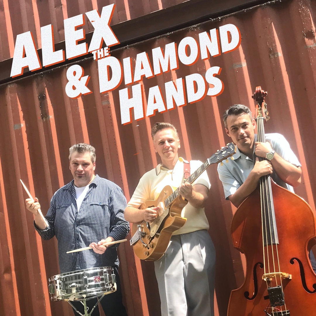 07.12 Alex & Diamond Hand в Pivzavod77!