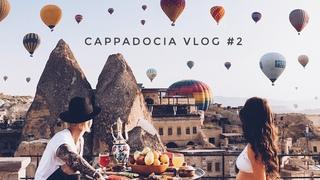 CAPPADOCIA VLOG 2/Запуск шаров/Участвовали в гонке и победили/Старая дорога в Кемер.