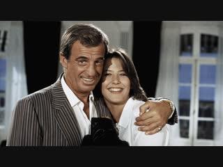 Х/Ф Веселая пасха / Joyeuses Pâques (Франция, 1984) Комедия, в главных ролях Жан-Поль Бельмондо, Софи Марсо и Мари Лафоре