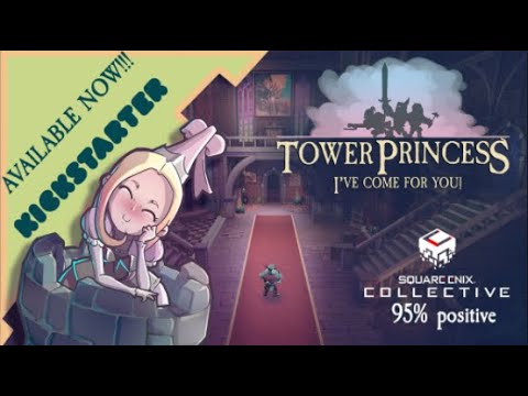 Tower Princess - I've come for you demo - created by awekteam - itch.io