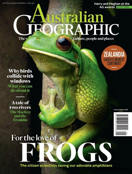 2019-01-01 Australian Geographic