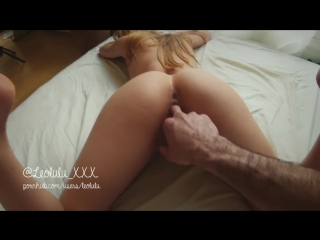 Leolulu wake up sex with perfect girlfriend (natural girls porn)