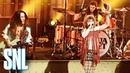 Greta Van Fleet Black Smoke Rising Live SNL