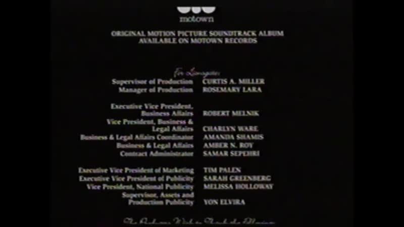 Movie End Credits 469 Madeas Family Reunion The Movie