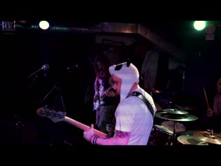 Electric chinas - anorexia | (live msk 2019)