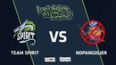 Team Spirit vs NoPangolier Game 2 Playoff I Can't Believe It's Not Summit