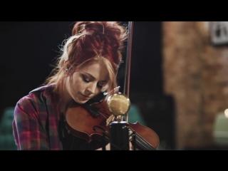 Lindsey Stirling красиво сыграла песню Boulevard of Broken Dreams - (Green Day C