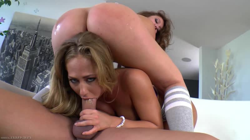 Carter Cruise, Maddy OReilly Gonzo, Hardcore, Anal, Deepthroat, Blowjob, Big ass, Ass to mouth, Pussy to