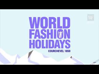 World fashion holidays - winter, первая серия