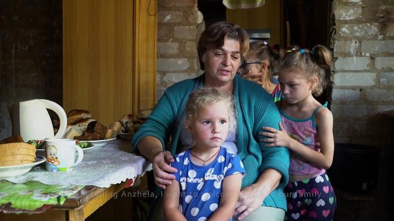 Волонтери Будуємо Україну Разом відновили житло сім'ї ДБСТ у Слов'янську en sbt
