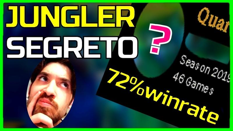 [ITA] JUNGLER SEGRETO E BUILD SEGRETA PER SALIRE DI ELO! - League of Legends