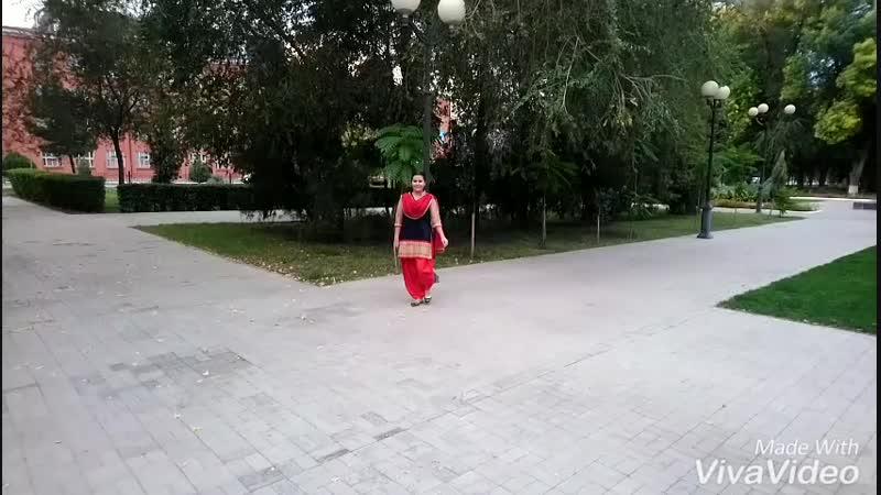 Indian dance paranda mp4
