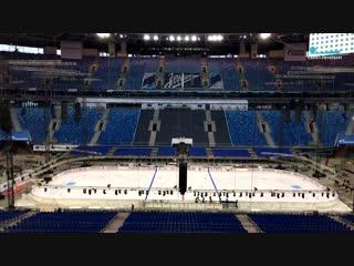 Ледовая арена на Крестовском