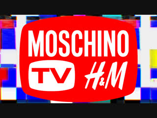 MOSCHINO tv H&M - Fashion Show