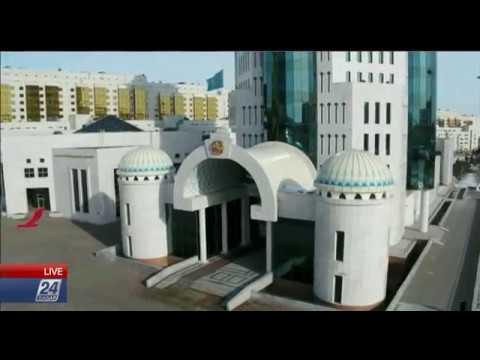 Қасым Жомарт Тоқаев Қазақстан халқына ант берді