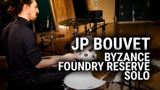 Meinl Cymbals - Byzance Foundry Reserve - JP Bouvet Solo