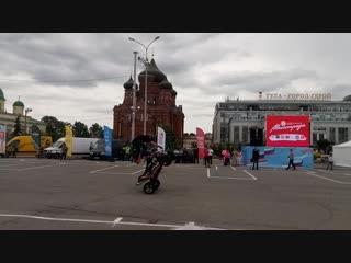 """Открытый автомобильный фестиваль """"Автострада"""" - День России г. Тула"""