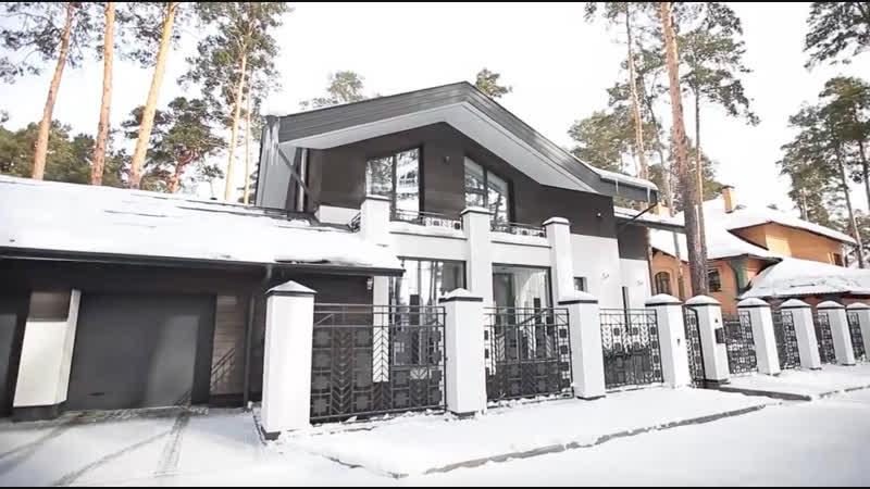 Дом мечты на горе