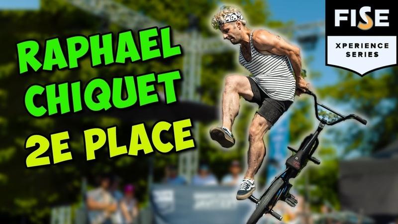 RAPHAEL CHIQUET 2E PLACE FISE XPERIENCE REIMS