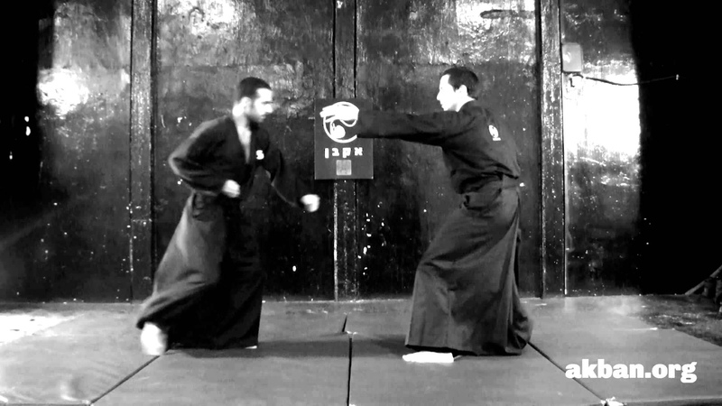 Musan kata Fudo Ryu Ten no Kata level Fudo Ryu Dakentaijutsu Ninjutsu AKBAN