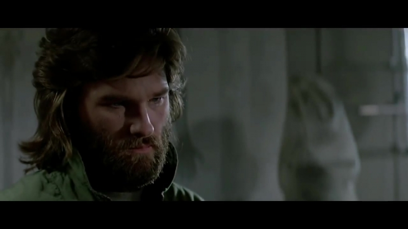 Greatest screen heroes MACREADY in THE THING
