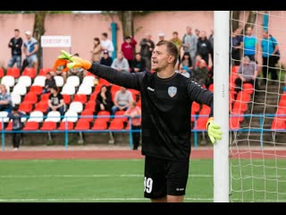 Евгений Малофеев ФК Луки - Энергия ( сезон 2017-2019 )