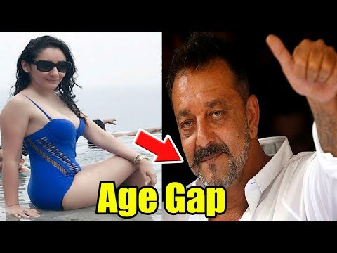 SHOCKING Age Gap Between Sanjay Dutt And Manyata Dutt Sanjay Dutt And Manyata Dutt Real Age Gap