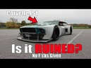Meet the guy that hand built a widebody 67 Mustang on a C5 Corvette chassis