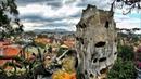 254 Вьетнам ДАЛАТ СУМАСШЕДШИЙ ДОМ крейзи хаус БАМБУКОВАЯ КОМНАТА Vietnam Dalat crazy house bambo ROO