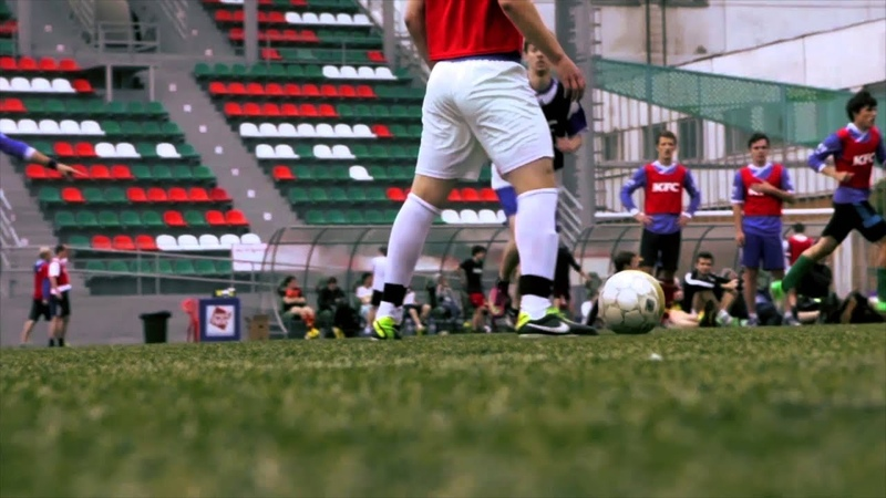 Чемпионат KFC по мини-футболу в Москве 2014