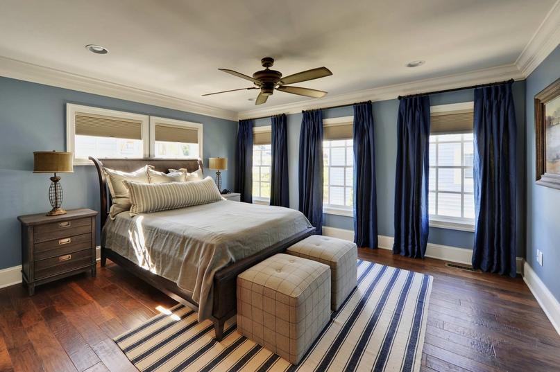 Как преобразить любую комнату с помощью штор, изображение №30