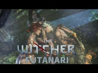 3D PORN The Witcher Futanari