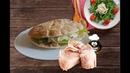 Thunfisch Kebab, leckerer Döner. Fisch im Fladenbrot Rezept.