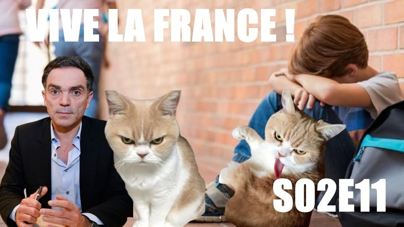 TROP DE PROGREEEEEEEEEES Sauf pour Yann Moix Vive la France S02E11