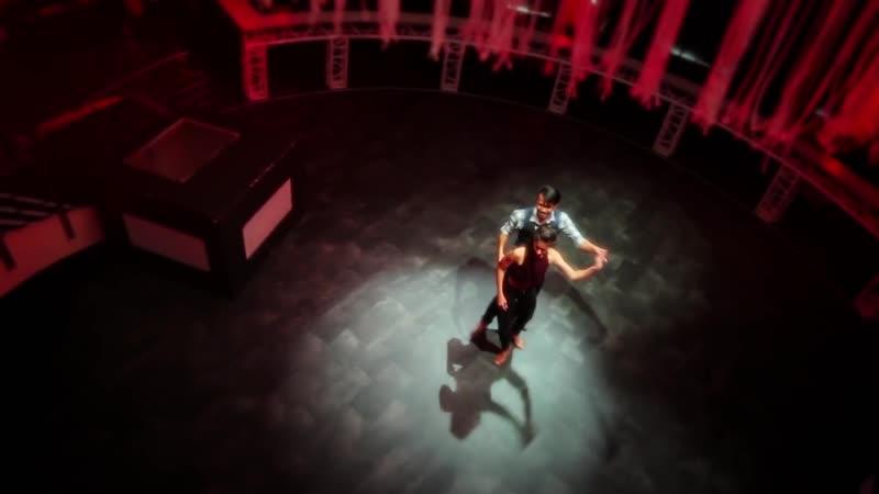 Kewin Cosmos Solo Quise Quererte Dance story by Ian Salvador Lopez Alexandra Bódi