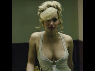 Дженнифер Лоуренс Голая - Jennifer Lawrence Nude - 2013 American Hustle - 2013 Афера по-американски