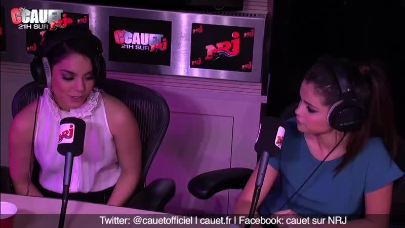 Selena Gomez lance un bonbon sur Cauet ! - CCauet sur NRJ