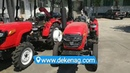 China manufacture reasonable garden tractor