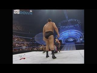 WWF SmackDown  - Kane & X-Pac vs Acolytes vs Undertaker & Big Show