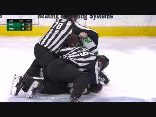 Roman polak vs luke kunin december 22nd, 2018