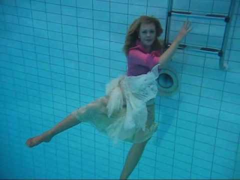 Wetlook Wetmar underwater Birthday Pool Party