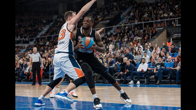 Elgin COOK's one leg three pointer is among TOP 10 Plays of VTB League Week 9