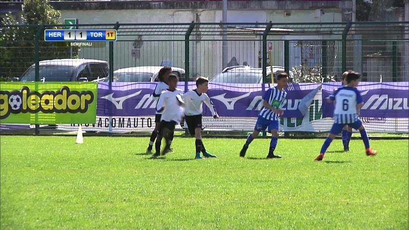 Hertha Berlino US Torcy 6 3 Universal Youth Cup 2018