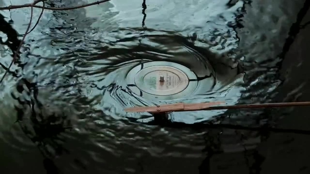 Submerged Turntable coub